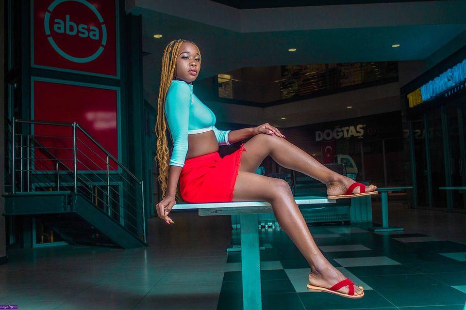 Kettrinah Bags Miss Orient Zambia Organization