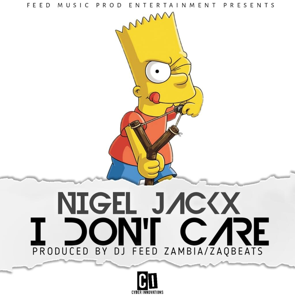 Nigel Jackx - I Don't Care (Official Audio)