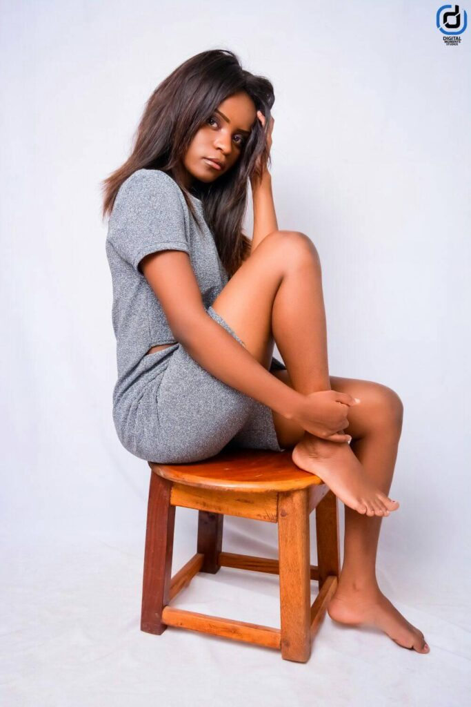 Chipoh Talitah Served the Gram with her Striking Body.