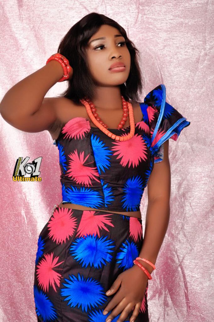 Ogboye Elizabeth – The Model Housemates.