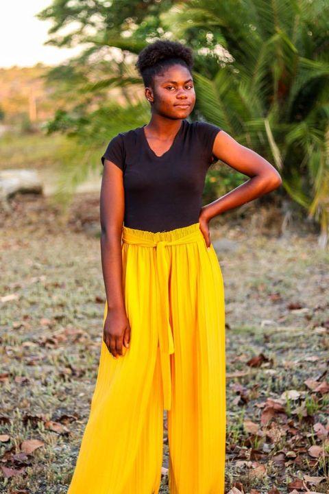 Joy Muzangalu Chingomi