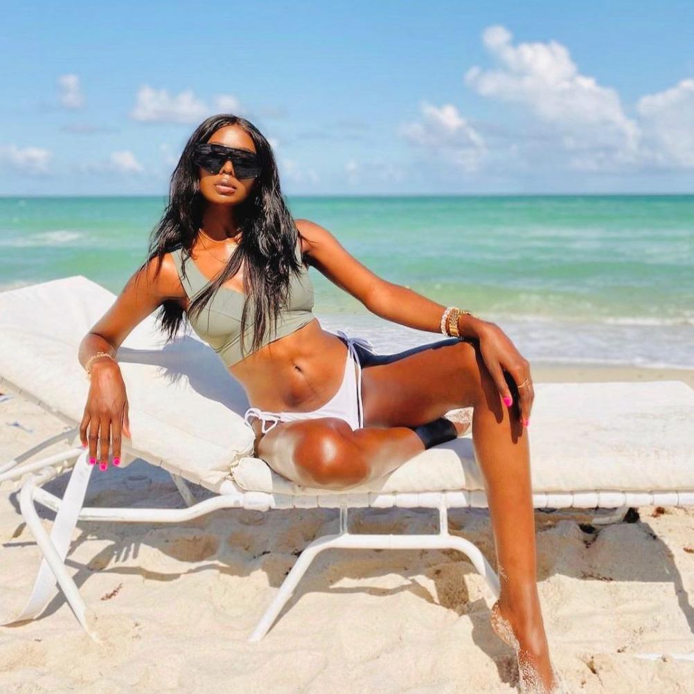 15 Stunning Photos: Bosslady Alice Rowland's Musukwa Flaunts Sizzling Skin in Bikini