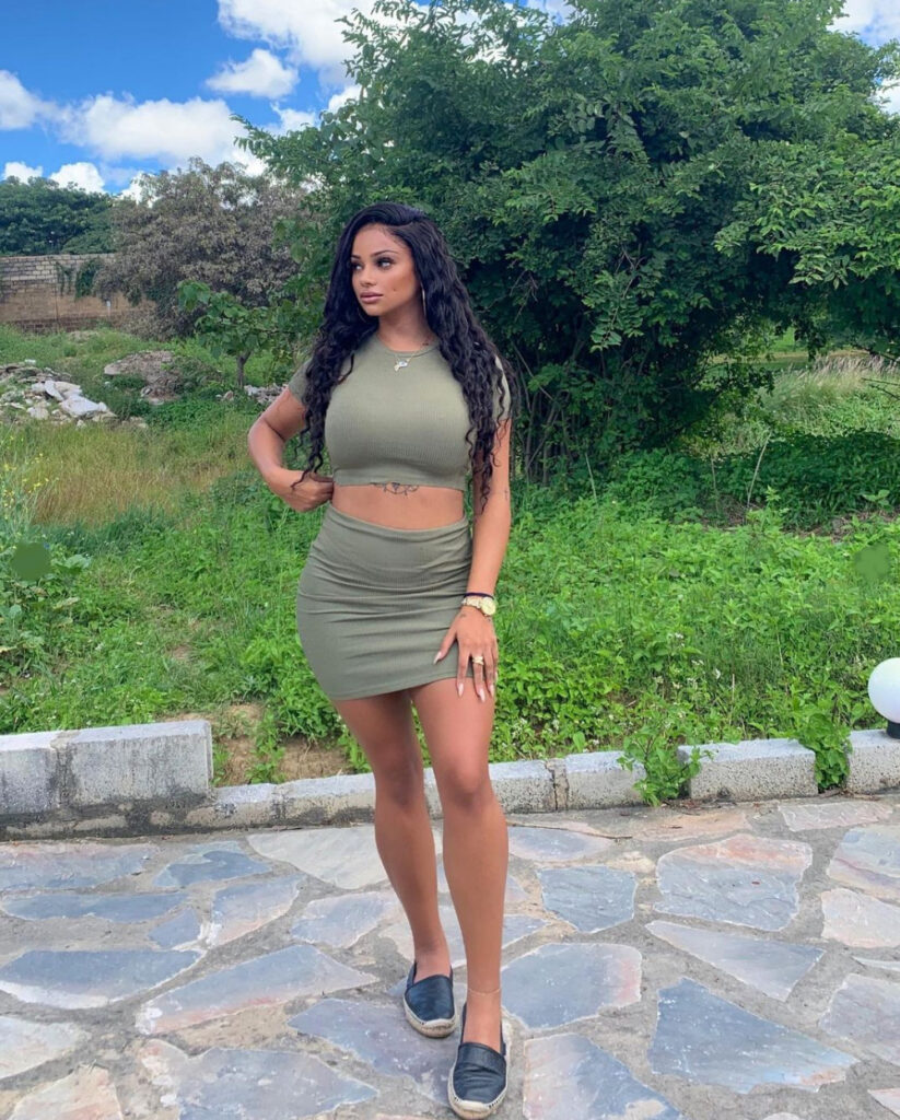 6 times what Shadaya's Body Shape Might Be Saying About her