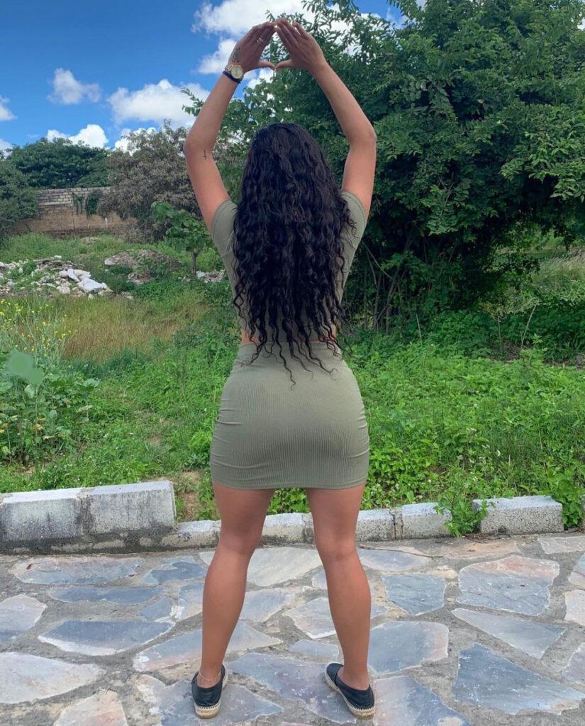 Shadaya's Body Shape