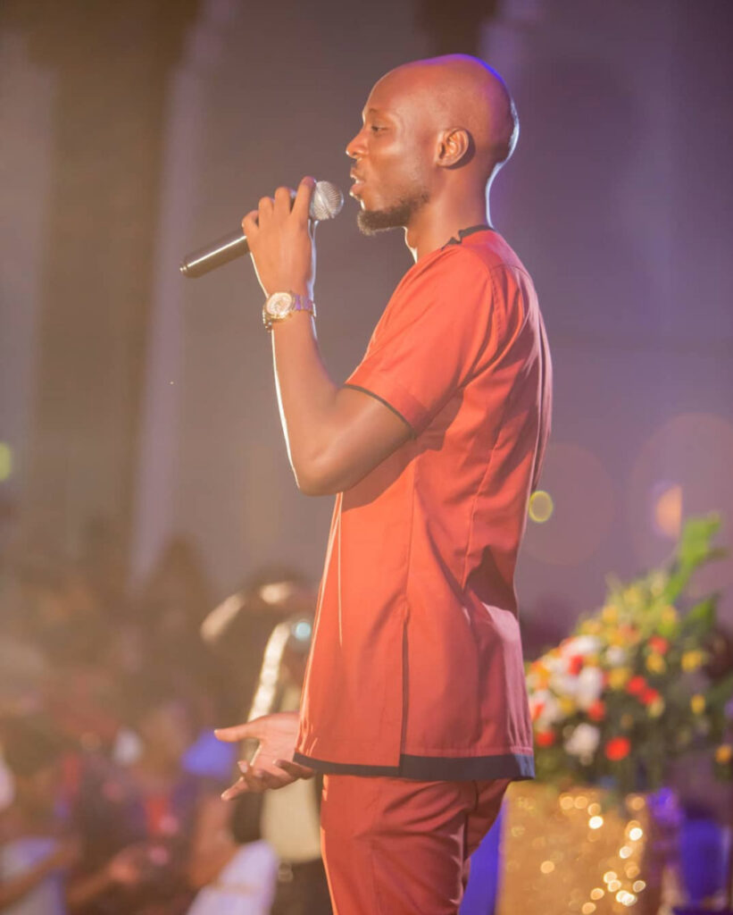 Pompi is the best African artist
