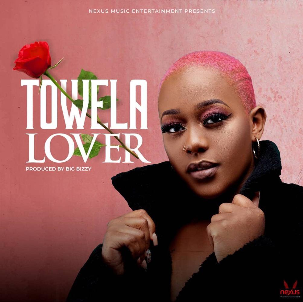 Towela Kaira - Lover song art