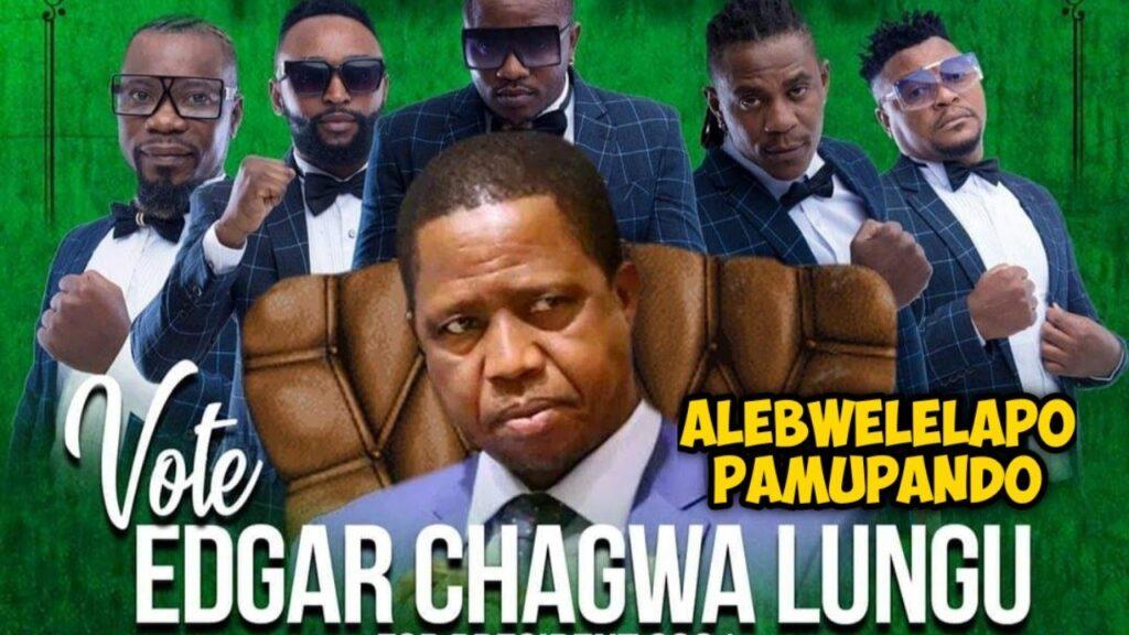 "Rich Bizzy x Shenky x Chester x Kadafi x King Dandy ""Alebwelelapo (PF 2021 Campaign Song)"""