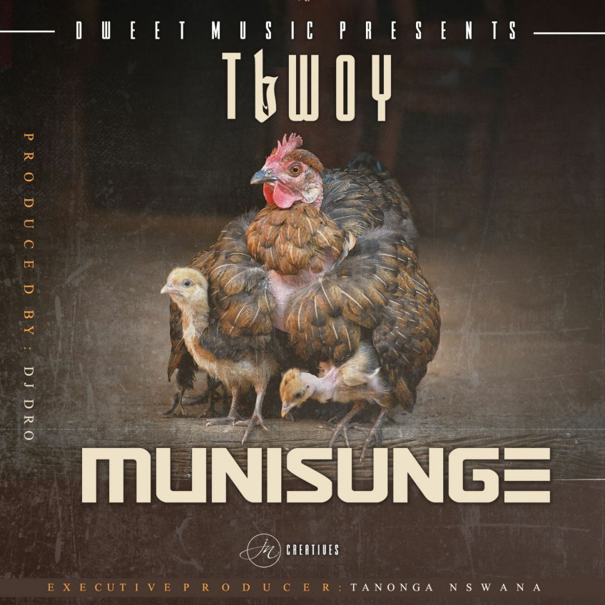 TBwoy - Munisunge ft. Lanji (Official Audio)