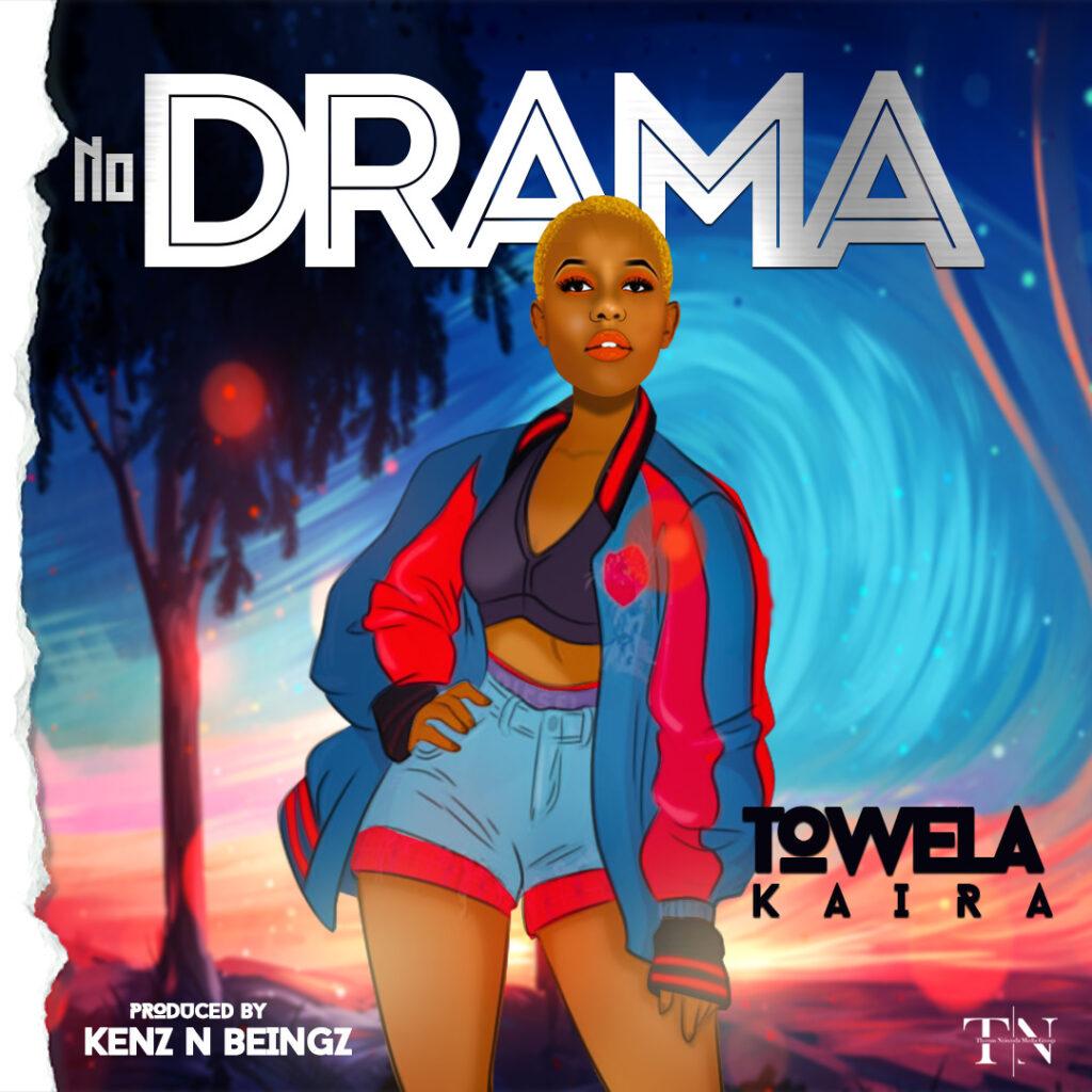 Towela Kaira - No Drama ft. T-Sean (Official Video)