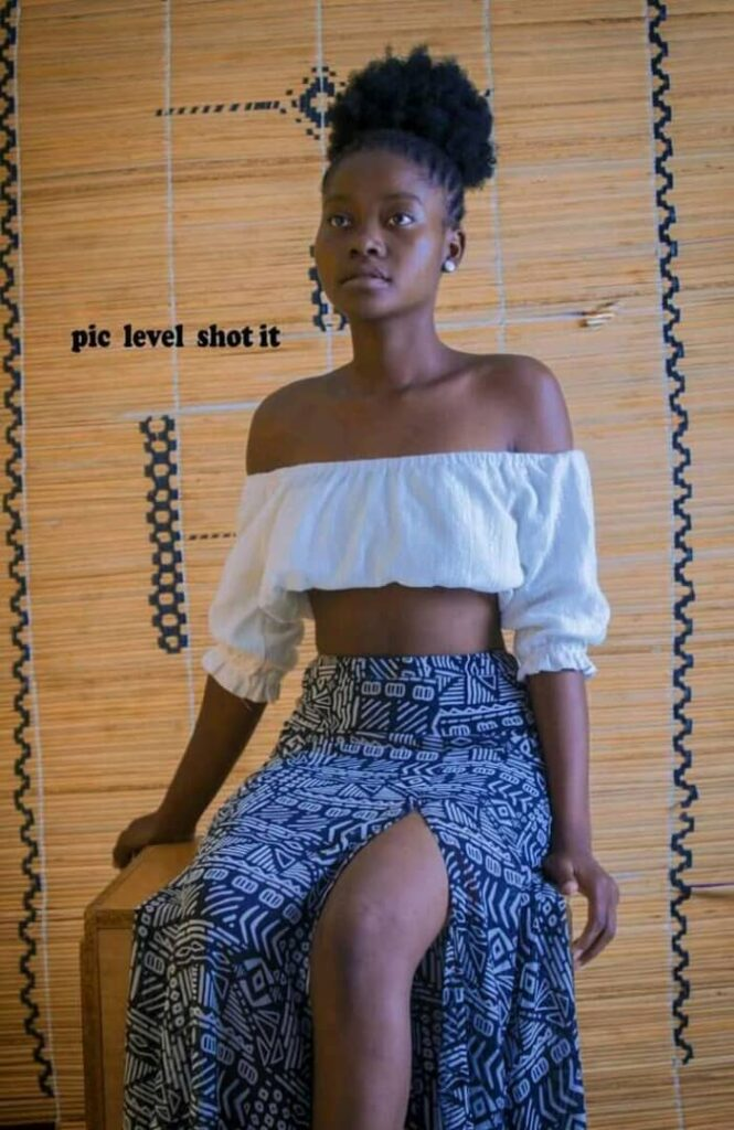 Take a Look at Patience Saili's Style: Fashion and Swimsuit Model