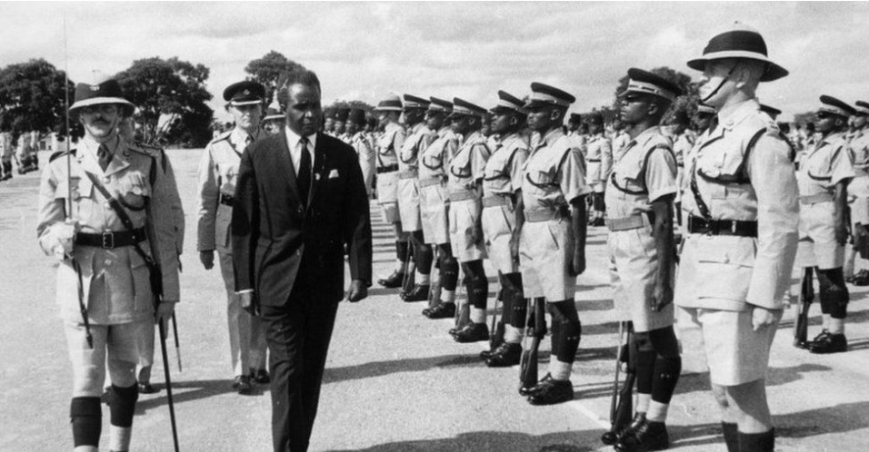 Kaunda became the first Prime Minister of the newly created Northern Rhodesia