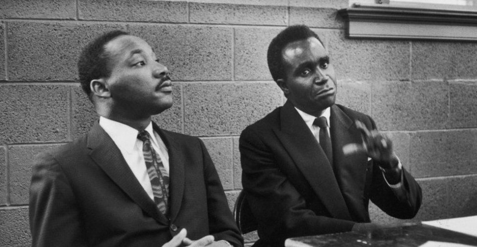 Kaunda was strongly influenced by the policies of Martin Luther King