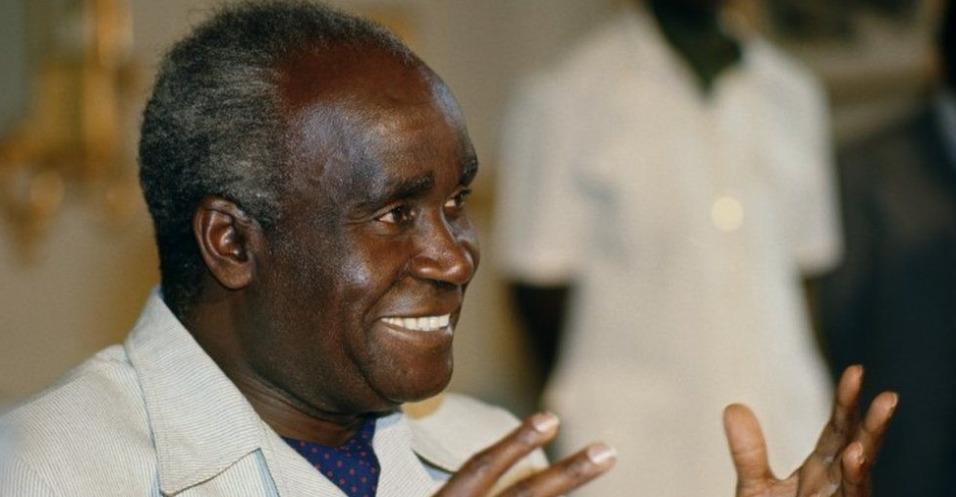 Dr. Kenneth Kaunda Dies at 97