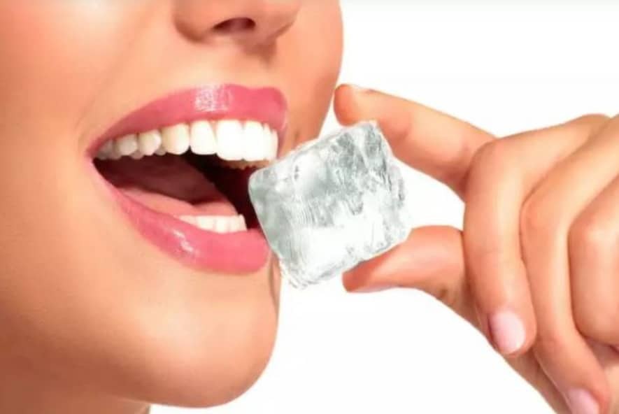 7 Reasons Why Ice Eating Should Be Avoided