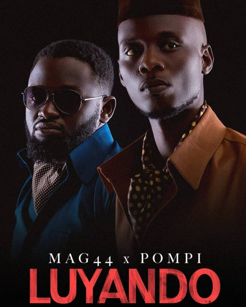 Pompi x Mag44 - Luyando (Official Music Video)