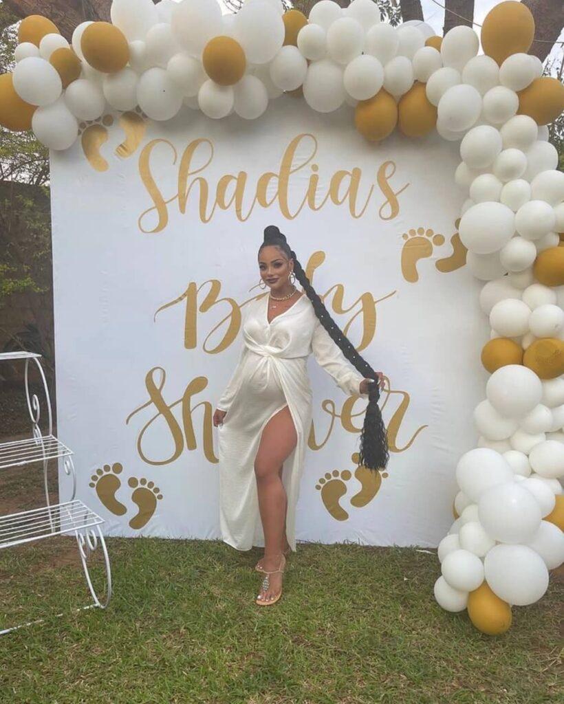 Inside Shadaya's Stunning Baby Shower
