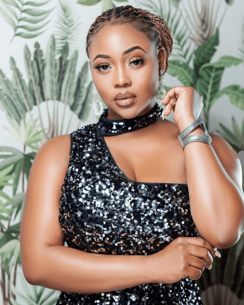 Cleo Ice Queen Breaks the Gram with her Fashion and Beauty
