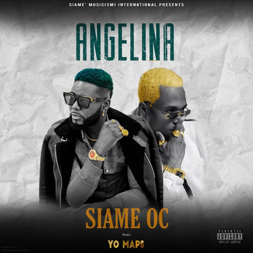 Siame OC ft Yo Maps - Angelina (Official Audio)