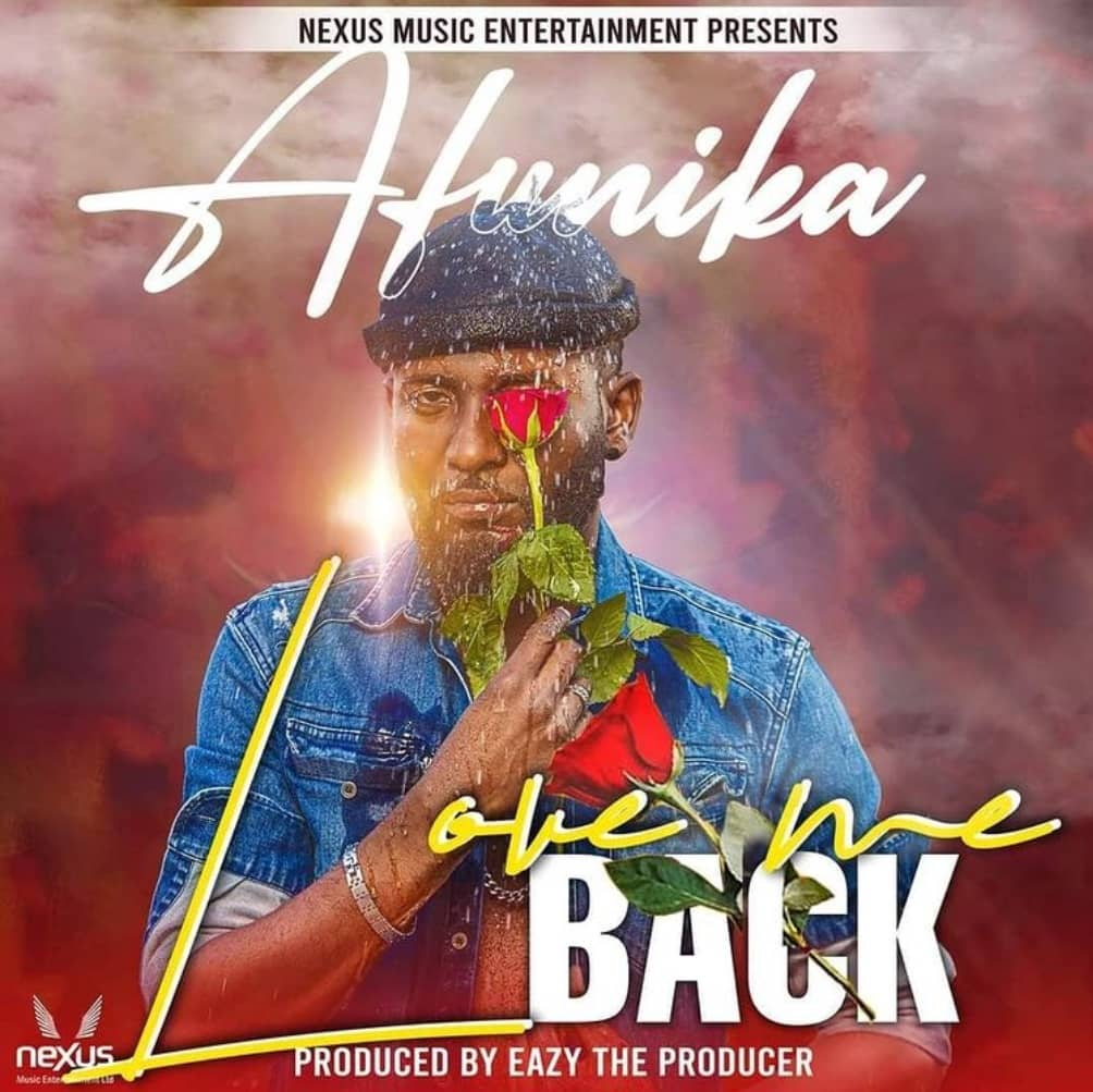 Afunika - Love Me Back (Official Audio)
