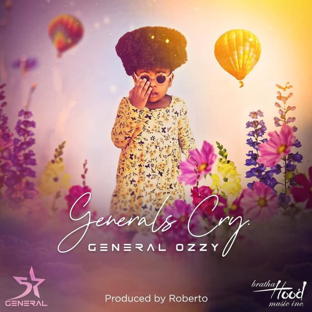 General Ozzy - General's Cry [zambianface.com]
