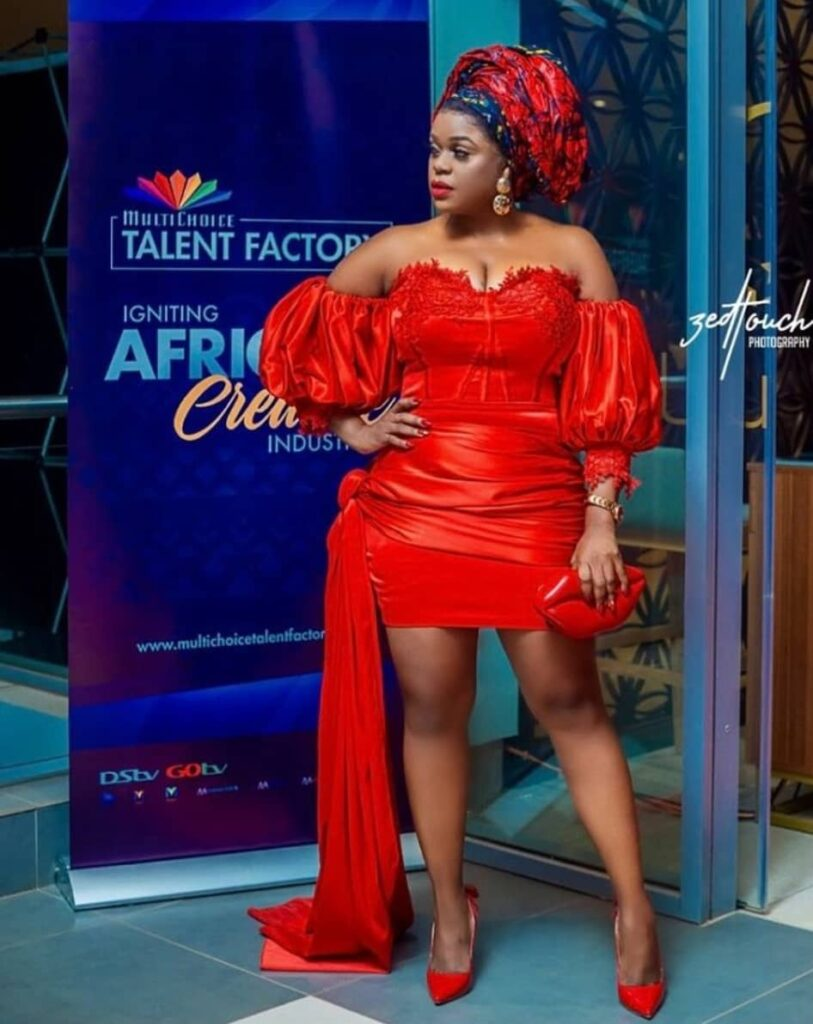 """""""About last night's multichoice talent showcase,"""" noted Mampi."""