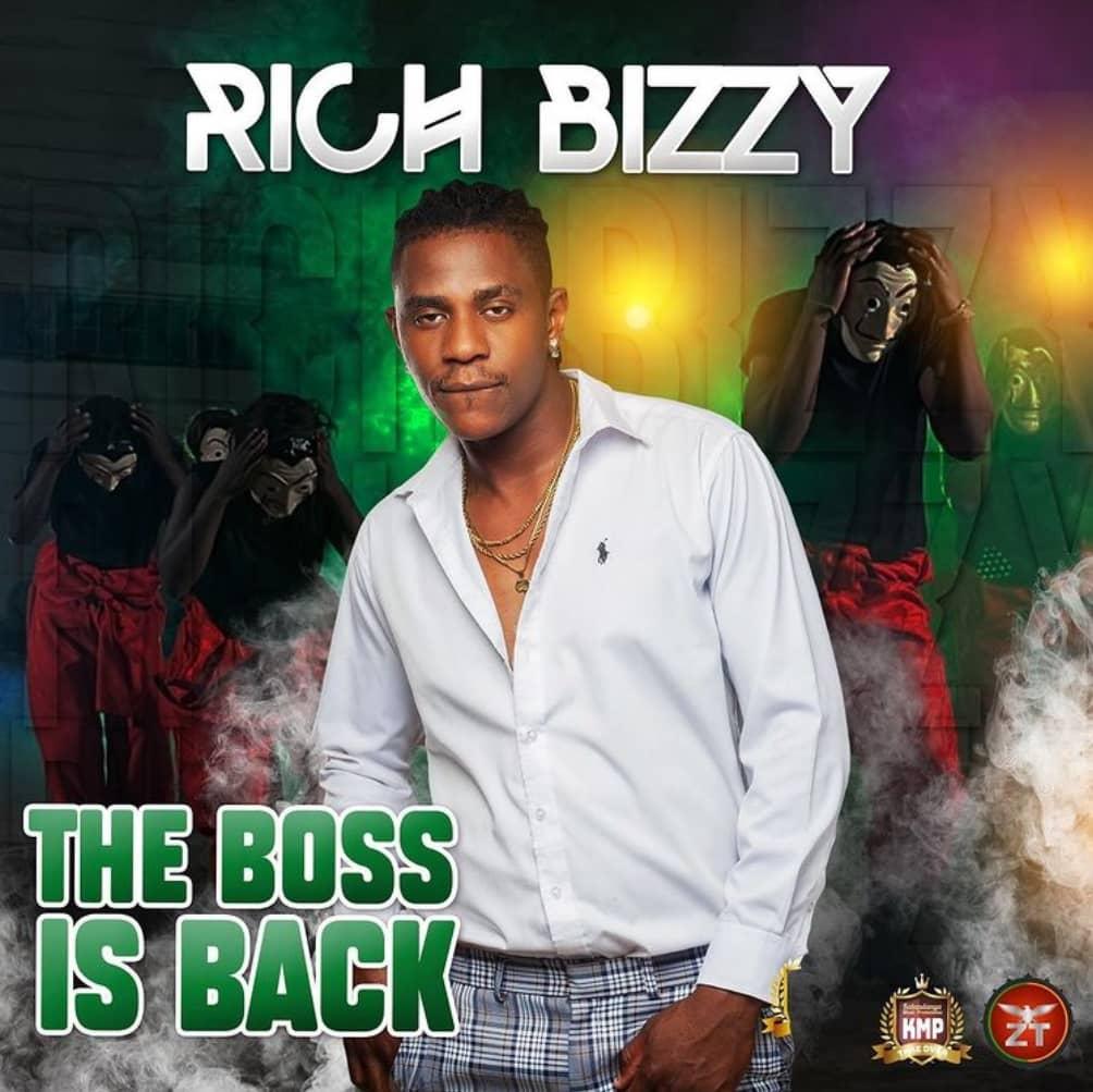Rich Bizzy - The Boss Is Back [zambianface.com]